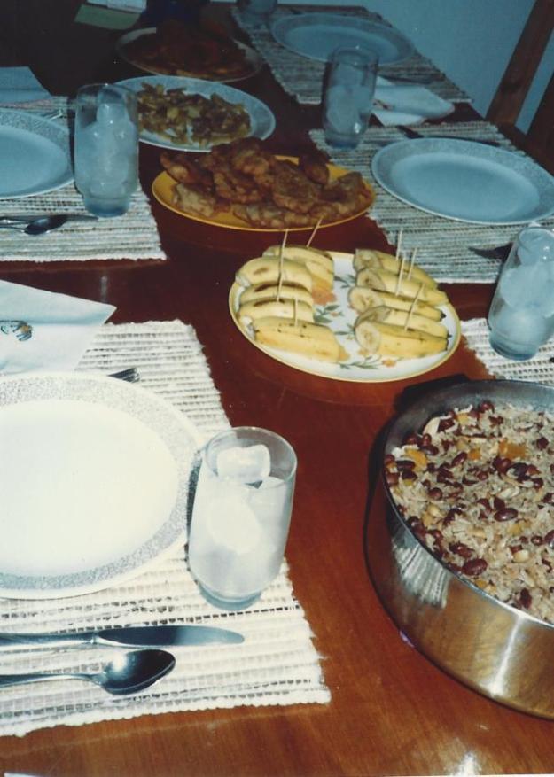 Haitien Dinner
