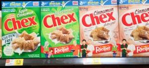 Walmart: Apple Cinnamon Chex, Cinnamon Chex