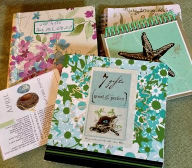 My Journals of Thanks