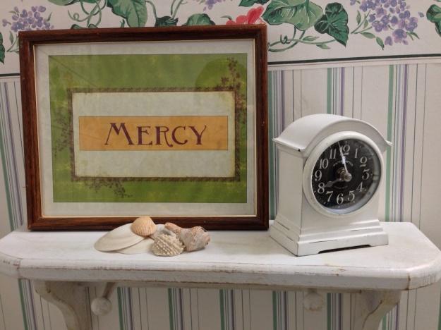 Mercy Sign