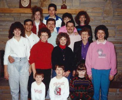 the Johnson clan. 1989