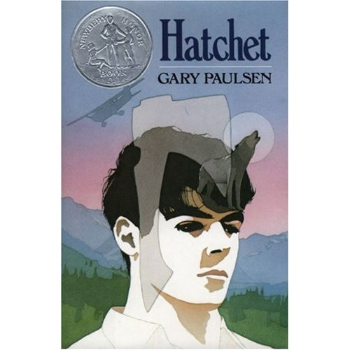Another favorite. This story does not get hold or out of date. About a boy stranded on an island with nothing but a hatchet.
