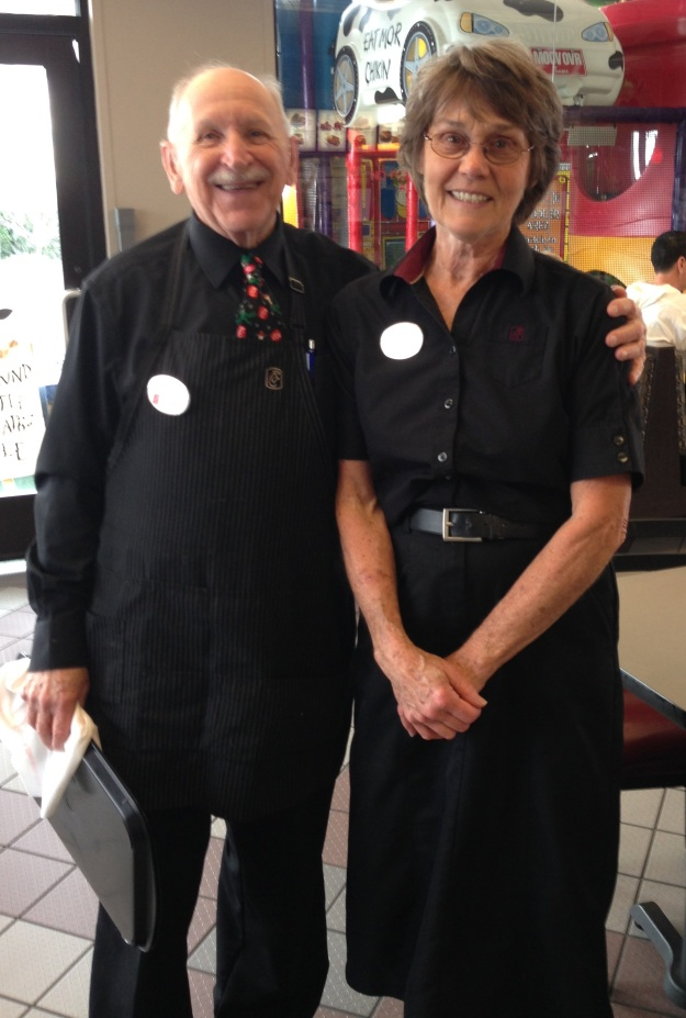 Chickfila workers