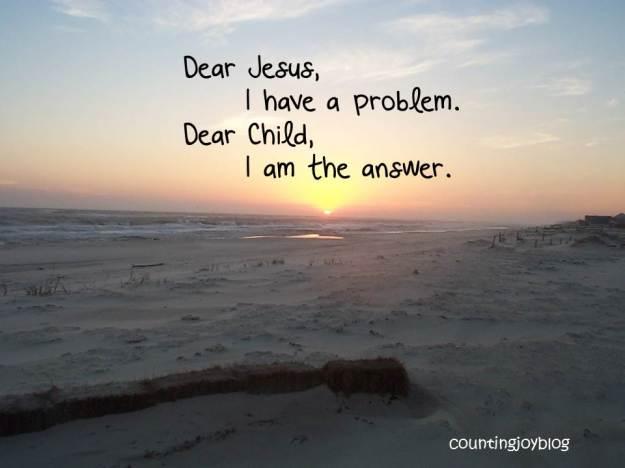 DearJesus