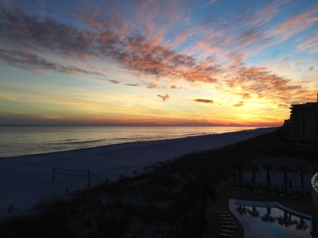 Orange Beach, Jan. 2015