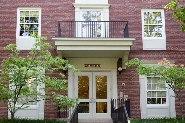 Dorm at Vanderbilt
