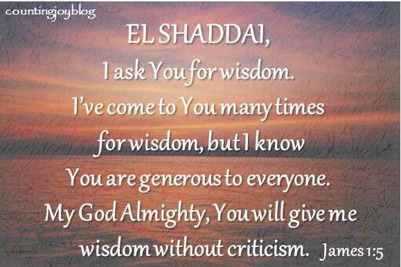24.Wisdom