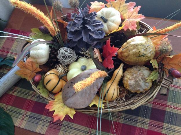 Bowl of fall